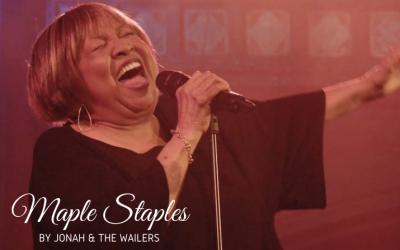 Mavis Staples sings Gospel!