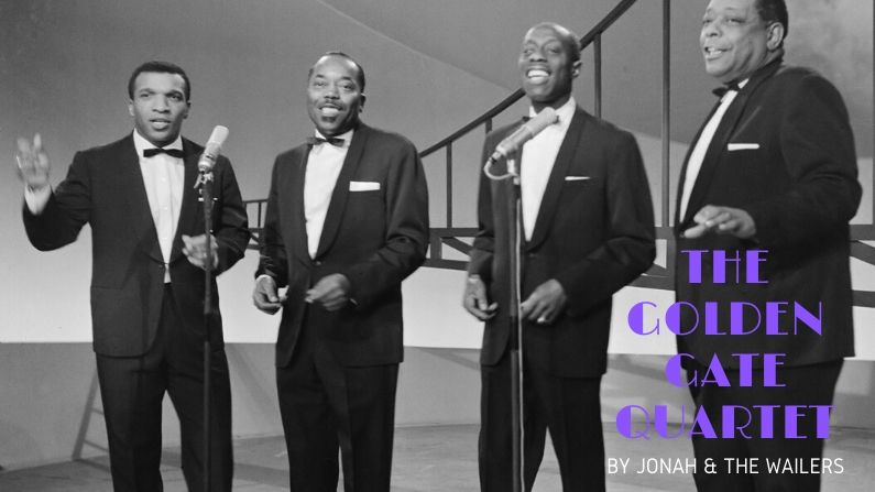 Sing Gospel like The Golden Gate Quartet